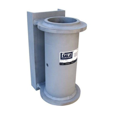SecuraSpan™ Fasten-in-Place HLL Weld-on Vertical Base - Barry Cordage