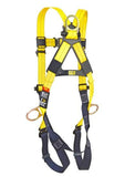 Delta™ Vest-Style Positioning Harness quick connect buckle leg straps (size Universal)