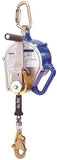 Sealed-Blok™ Self Retracting Lifeline 30 ft. (9m) - Retrieval - Galvanized cable