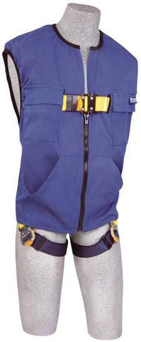 Delta Vest™ Workvest Harness (size 2X-Large) - Barry Cordage