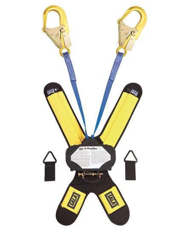 Talon™ Twin-Leg Quick Connect Self Retracting Lifeline - Web 6 ft. (1.8m) - Barry Cordage