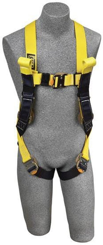 Delta™ Arc Flash Harness - Dorsal/Rescue Web Loops (size Small) - Barry Cordage