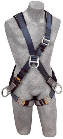 ExoFit™ Cross-Over Style Positioning Climbing Harness (size Medium) - Barry Cordage