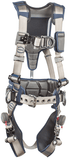 ExoFit STRATA™ Construction Style Positioning/Climbing Harness (size Small)