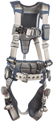 ExoFit STRATA™ Construction Style Positioning/Climbing Harness (size Medium) - Barry Cordage
