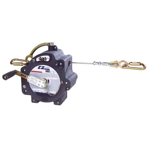 EZ-Line™ Retractable Horizontal Lifeline System 40 ft. (12.2m) - Barry Cordage