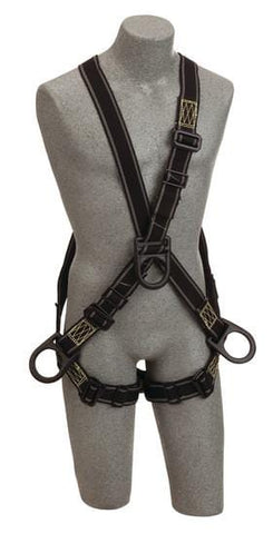 Delta™ Arc Flash Cross-Over Style Positioning/Climbing Harness (size Universal) - Barry Cordage