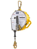 "Sealed-Blok™ Self Retracting Lifeline - RSQ™/Retrieval 130 ft. (39m) of 3/16"" (5mm) galvanized steel wire rope"