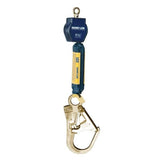 Nano-Lok™ Self Retracting Lifeline - Web - Swiveling Loop/Steel Rebar Hook