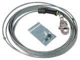 FAST-Line™ Stainless Steel Cable Assembly with Hook 50 ft. (15 m)
