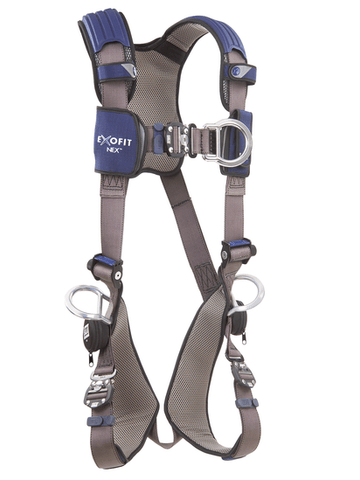 ExoFit NEX™ Vest-Style Positioning/Climbing Harness (size Medium) - Barry Cordage
