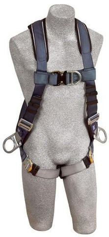 ExoFit™ Vest-Style Positioning/Climbing Harness (size Medium) - Barry Cordage