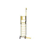FlexiGuard™ Supported Ladder System  with 9 ft. (2.7m) platform height