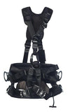 ExoFit NEX™ Lineman Suspension Harness with SEAT-BELT™ 4D (size Large)
