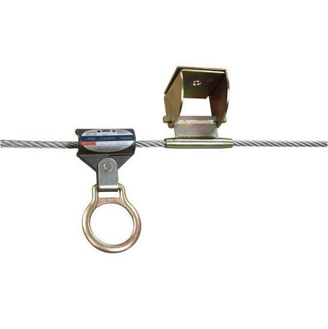 Sayfline™ Permanent Multi-Span Horizontal Lifeline System 40 ft. (12.2m)