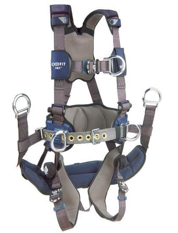 ExoFit NEX™ Tower Climbing Harness (size X-Large) - Barry Cordage