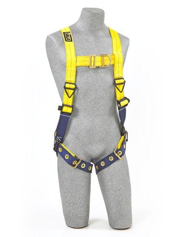 Delta™ Vest-Style Climbing Harness (size Small) - Barry Cordage