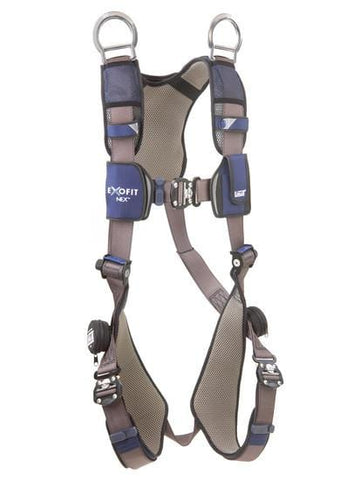 ExoFit NEX™ Vest-Style Retrieval Harness (size Large) - Barry Cordage