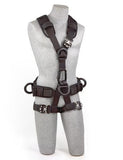 ExoFit NEX™ Rope Access/Rescue Harness - Black-Out (size Medium)