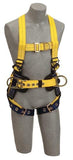Delta™ Construction Style Positioning/Climbing Harness (size Medium)