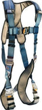 ExoFit™ XP Vest-Style Harness quick connect buckle leg straps (size Large)
