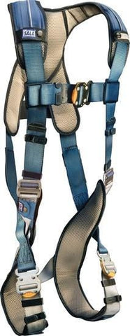 ExoFit™ XP Vest-Style Harness quick connect buckle leg straps (size Small) - Barry Cordage