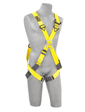 Delta™ Cross-Over Style Climbing Harness (size X-Large)