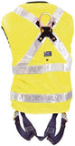 Delta Vest™ Hi-Vis Reflective Workvest Harness (size 2X-Large)