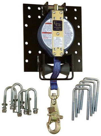 Ultra-Lok™ Cab-Mount Self Retracting Lifeline - Web - Barry Cordage