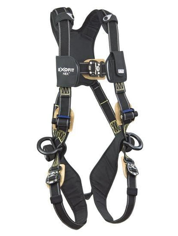 ExoFit NEX™ Arc Flash Positioning Harness (size Medium) - Barry Cordage