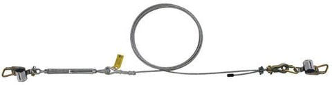 SecuraSpan™ HLL Lifeline Assembly 240 ft. (73.2m) - Barry Cordage