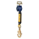Nano-Lok™ Quick Connect Self Retracting Lifeline - Web - Swiveling Snap Hook