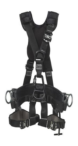 ExoFit NEX™ Lineman Suspension Harness with 2D Belt (size Small) - Barry Cordage