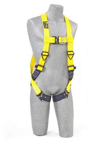 Delta™ Vest-Style Climbing Harness (size X-Large) - Barry Cordage