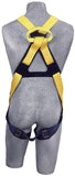 Delta™ Arc Flash Harness - Dorsal/Front Web Loop (size Medium)