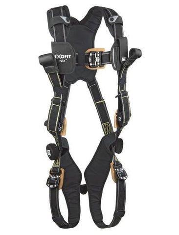 ExoFit NEX™ Arc Flash Rescue Harness (size Medium) - Barry Cordage
