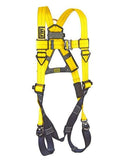 Delta™ Vest-Style Harness quick connect buckle leg straps (size X-Large)