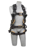 ExoFit NEX™ Arc Flash Construction Style Positioning/Rescue Harness (size Medium)