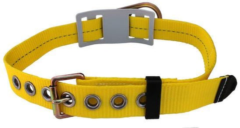 Tongue Buckle Belt with floating D-ring (size Large) - Barry Cordage