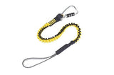 Python Safety™ Hook2Loop Bungee Tether - Medium Duty