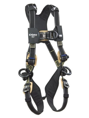 ExoFit NEX™ Arc Flash Positioning/Climbing Harness  (size Large) - Barry Cordage