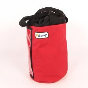 Red bag for 150 feet of 1/2'' rope - Barry Cordage