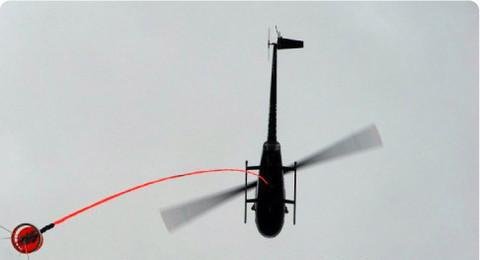 Synthetic Helicopter Longlines