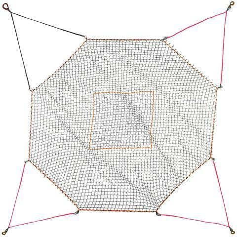 Barry Helicopter Cargo Net 6600 lb WLL - Model C1