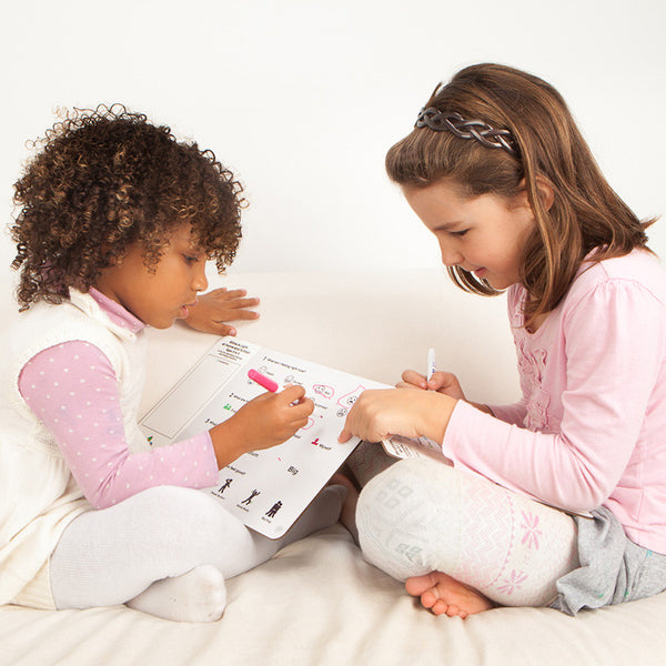 Shine A Light - Emotional Checklist Ages 5-7 for Home