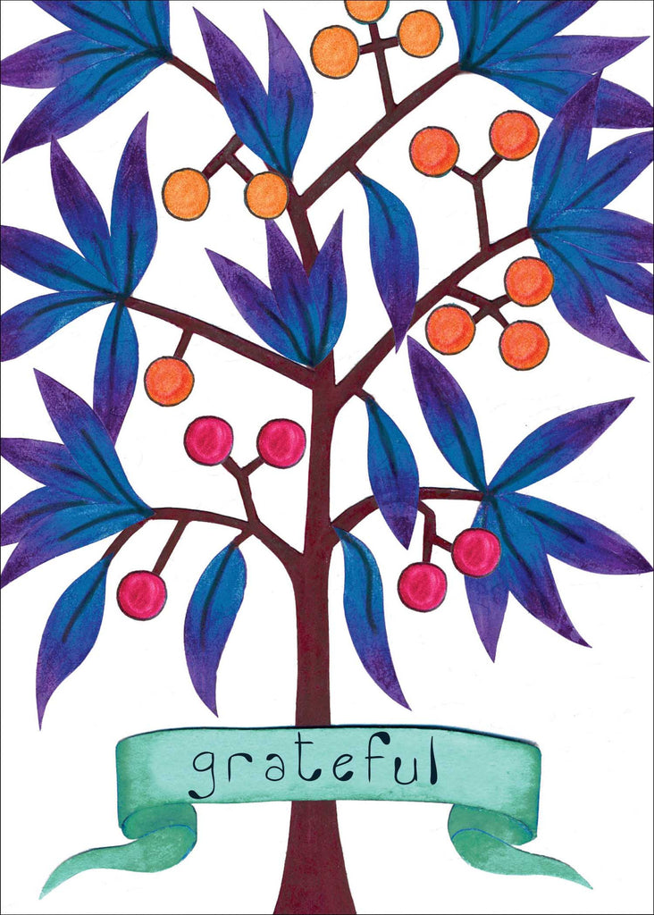 Grateful Thank You Card    14-09