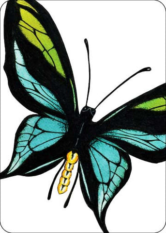 Butterfly Totem Card    TC-38