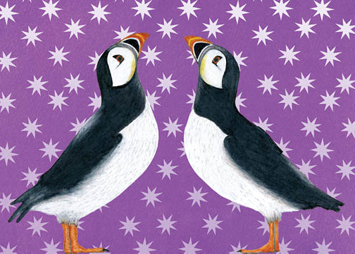 Puffins - Winter Holiday - 17-05
