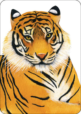 Tiger Totem Card    TC-52