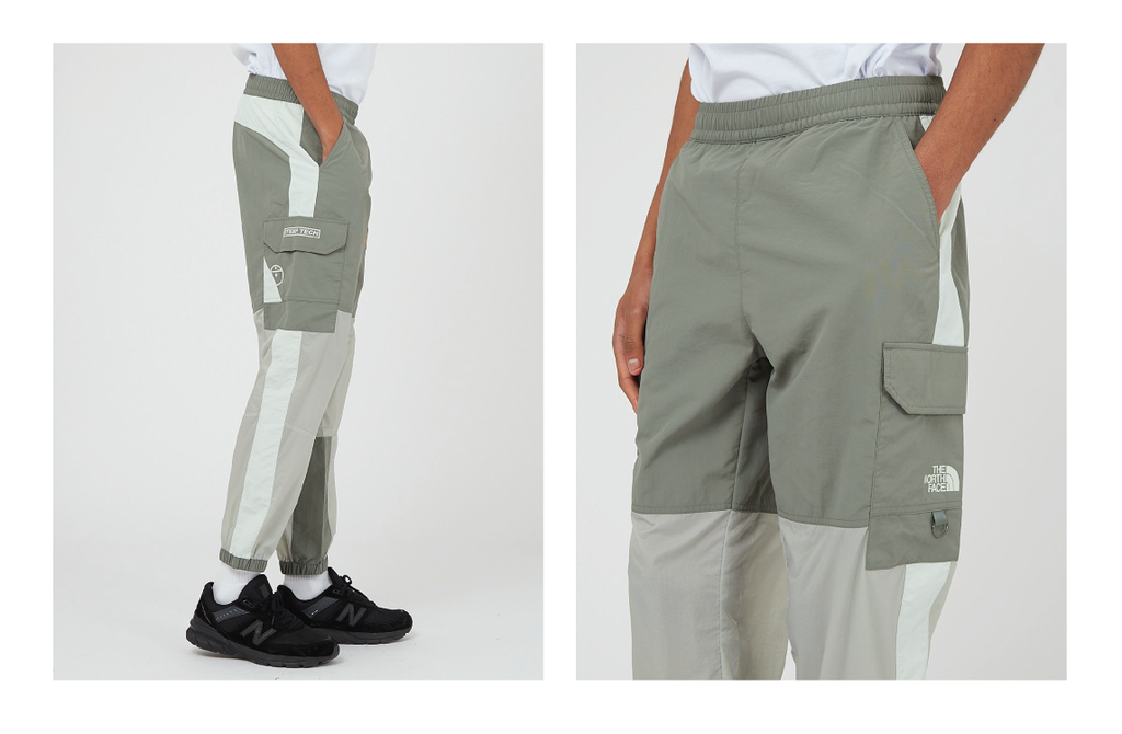 North Face Steep Tech Light Pant - Agave Green/Wrought Iron/Green Mist